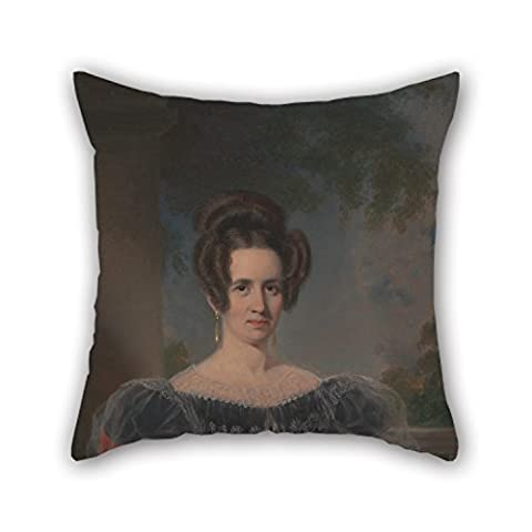 Artistdecor Oil Painting Thomas Phillips - Elizabeth Howard Throw Pillow Case 18 X 18 Inches / 45 By 45 Cm For Bench,bf,coffee House,festival,teens Boys,car With Twice