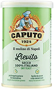 Caputo Lievito Secco 100% Italiano, 100 g