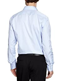 Matinique Herren Businesshemd D40127001Z/Crosmal