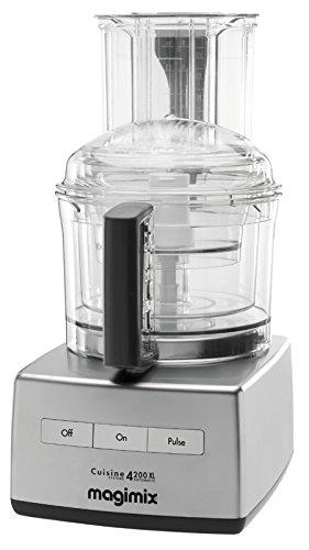 Magimix 4200 XL 950W 3L Cromo - Robot cocina 3 L