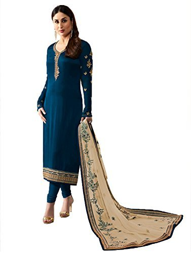Designer Desk Beautiful Salwar Suit For Women - Party Wear Suit For...