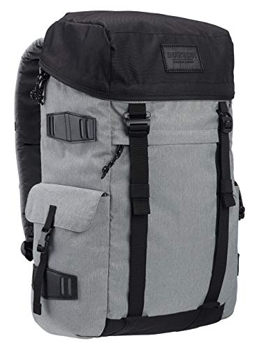 Burton Annex Sac á Dos Mixte Adulte, Gray Heather, FR Unique (Taille Fabricant : NA)