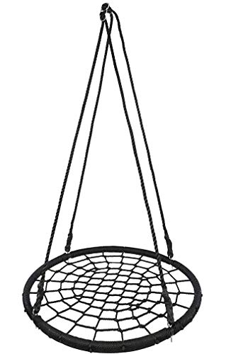 Hoga Joy Rundschaukel Nestschaukel Tellerschaukel 60-100 cm 150kg GF3