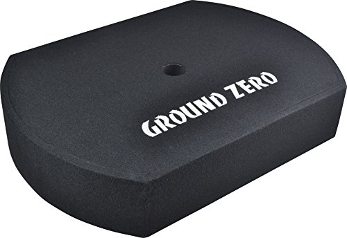 Ground Zero GZCS 10SUB (10in Flach-subwoofer)