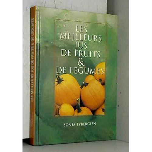Les meilleurs jus de fruits et de légumes