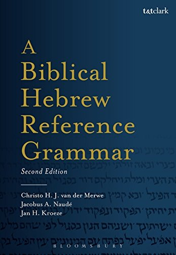 Biblical Hebrew Reference Grammar (Biblical Languages: Hebrew (Paperback))