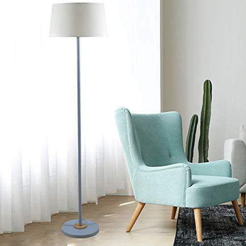 LAMPES À PLANCHER INTÉRIEUR ZXC YWXLight Foot Lamp Lampadaire Macaron (Couleur : Blue)