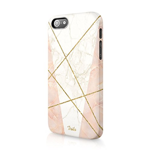 htc-one-m7-tirita-hard-case-phone-cover-golden-marble-pink-printed-glitter-trendy-fashion-gift-prese