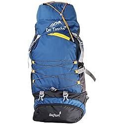 Da Tasche New Safari 60L Navy Blue Rucksack