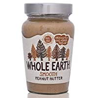 Whole Earth Organic Smooth Peanut Butter - 340 gm