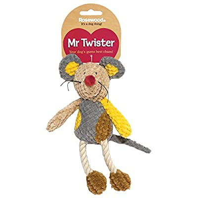 Rosewood Molly Mouse Dog Toy from Rosewood