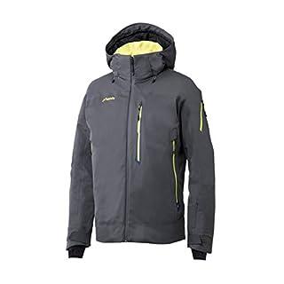 Phenix Herren Boulder Jacket Skijacke, Grau (Charcoal Grey), Gr. 52/L