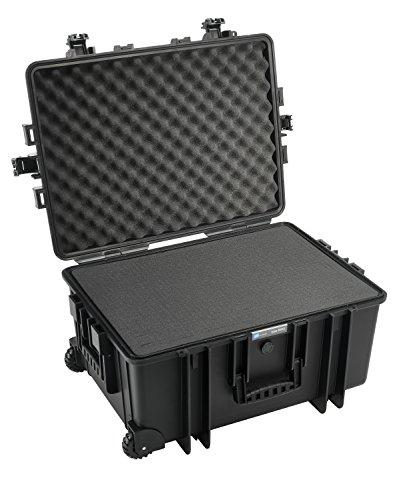B&W outdoor.cases Typ 6800 mit Würfelschaum (SI) - Das Original