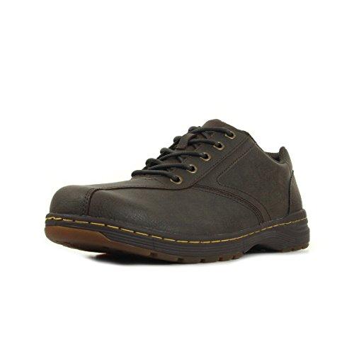 Dr. Martens Greig Brown Vancouver 21829203, Chaussures de Ville