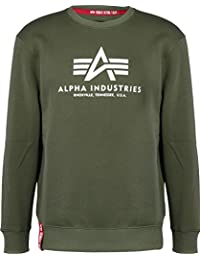 Alpha Industries Homme Hauts / Pullover Basic