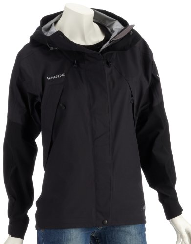 VAUDE Damen Jacke Women's Stretched Infinity Jacket, black, 42