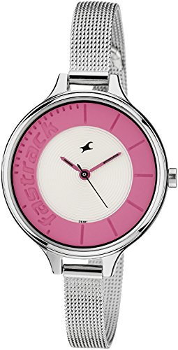 Fastrack Analog Multi-Color Dial Women's Watch - 6122SM01 image