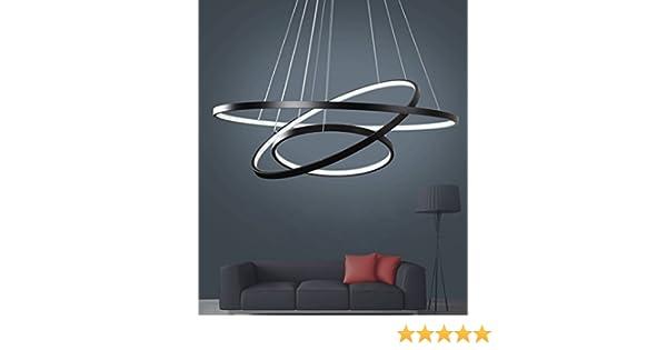 Plafoniere Moderne Per Sala : Led luce pendente moderno tondo soggiorno sala da pranzo camera
