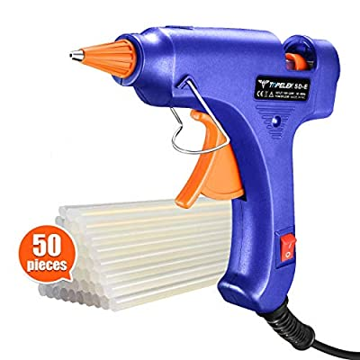 TOPELEK Hot Glue gun For All Your Crafts & Projects
