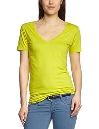 Strenesse Blue Damen T-Shirt 426040 18017, V-Ausschnitt