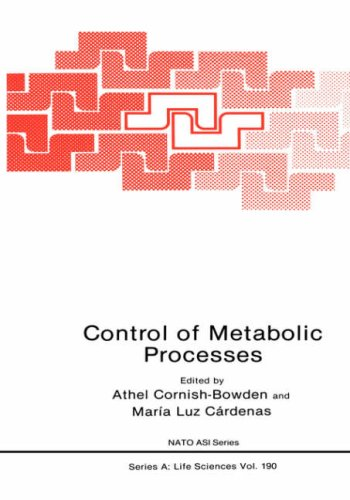 Control of Metabolic Processes: Workshop Proceedings (Nato Science Series A:)