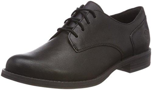Timberland Damen Magby Oxfords, Schwarz (Black TBL Forty 001), 38 EU