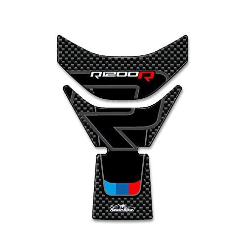 Adhesivo Protector de Depósito 3D Compatible con Moto BMW R 1200R