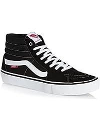 Suchergebnis auf Amazon.de für: Vans Sk8 Hi Black White Sneaker ...