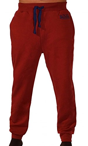 von-dutch-mens-trousers-red-red-red-xs
