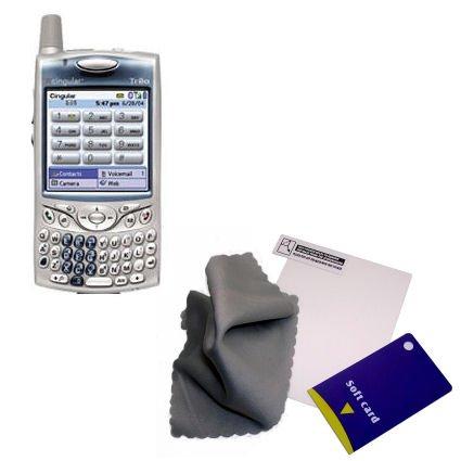 Blendungfreier Screen Protector für T-Mobile Treo 650 - von Gomadic