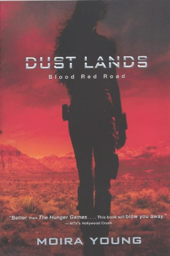 Book cover for Blood Red Road