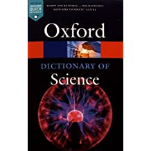 A Dictionary of Science (Oxford Quick Reference)