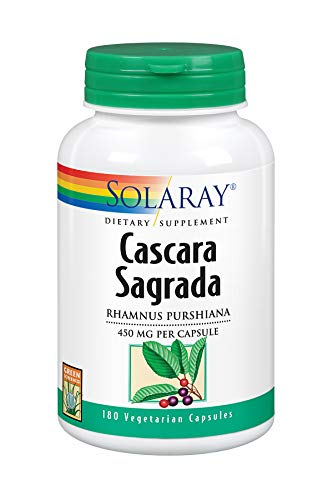 Solaray Cascara Sagrada 60 Kapseln