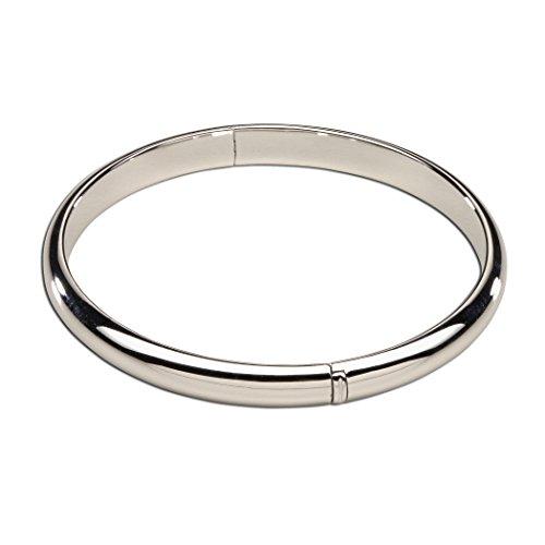 Precious Stück Sterling Silber Baby Armreif Armband (0–12Monat)
