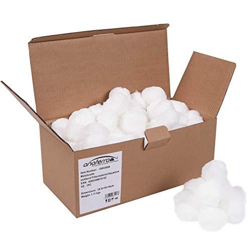 Filtermaterial für Poolpumpe, Filter Balls 700g für Sandfilter, ersetzt 25 kg Filtersand, 24,21 EUR/kg