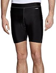 Halti Föglö - Pantalones de ciclismo para mujer, tamaño 38 UK, color negro