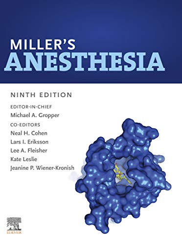 Miller's Anesthesia, 2-Volume Set E-Book (English Edition)