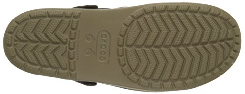 crocs Unisex-Erwachsene Citilane Clog Braun (Espresso/Khaki)