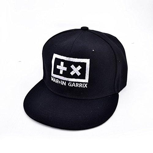 SLGJ fashion Letter Embroidery Martin Garrix Baseball cap Holland DJ cap DJ  Mag rock hat 147d11cb05b6