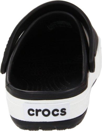 Crocs Crocband II, Sabots mixte adulte Noir (Black/Black)