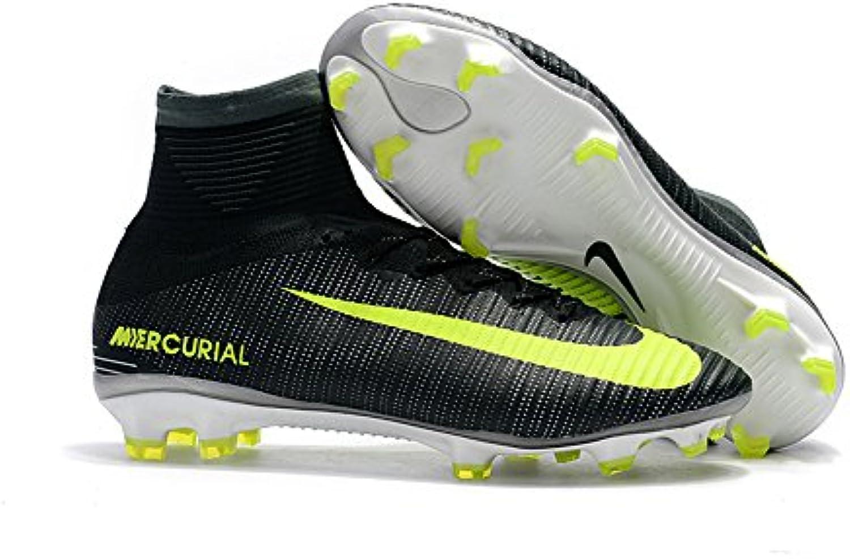 lowm Fußball Herren Schuhe Fußball Mercurial Superfly V CR7 Stiefel