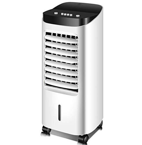 STEAM PANDA Klimaanlagenlüfter Einfach gekühlter Verdunstungsluftkühler 220V 60W Einfach kalter 6L Wassertank Oszillierender 3-Gang