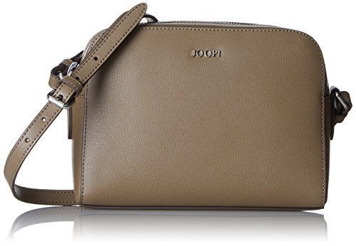 JoopPure Cloe Shoulderbag Svz - Borsa a spalla Donna Braun (Mud)