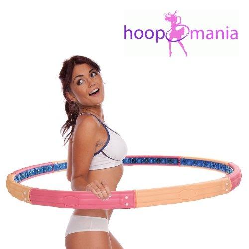 health hoop the best amazon price in savemoney esvita health hoop, hula hoop avec 80 aimants, 2 5kg