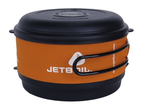 Jetboil Kochtopf FluxRing, Orange, One Size, CCP150-EU