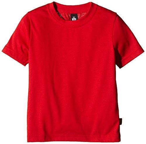 Trigema Mädchen 236202 T-Shirt, Rot (Kirsch 036), 92