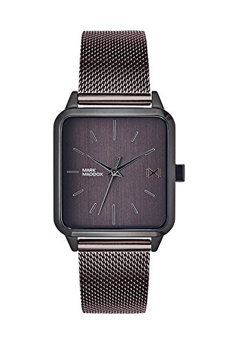 Mark Maddox Men's Analogue Quartz Watch with Stainless Steel Strap HM7105-47