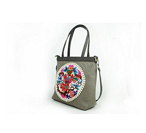 HYLM Linea cinese di stile La borsa obliqua nuova borsa popolare-Custom originale borsa di disegno , t03 t08