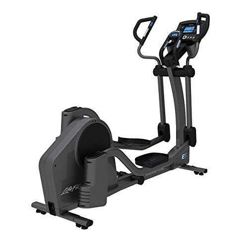 Life Fitness E5 Ellipsen-Crosstrainer mit Track+ Konsole, E5