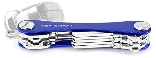 KeySmart Extended | Compacto llavero organizador